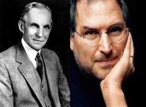 Steve Jobs Henry Ford