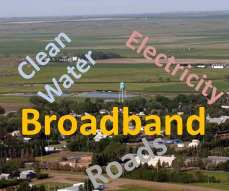 Broadband as infrastructure