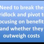 pivoting to benefits