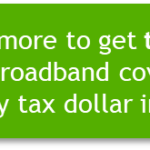 Learn to get ten times more broadband